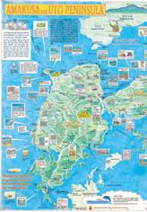Amakusa Map