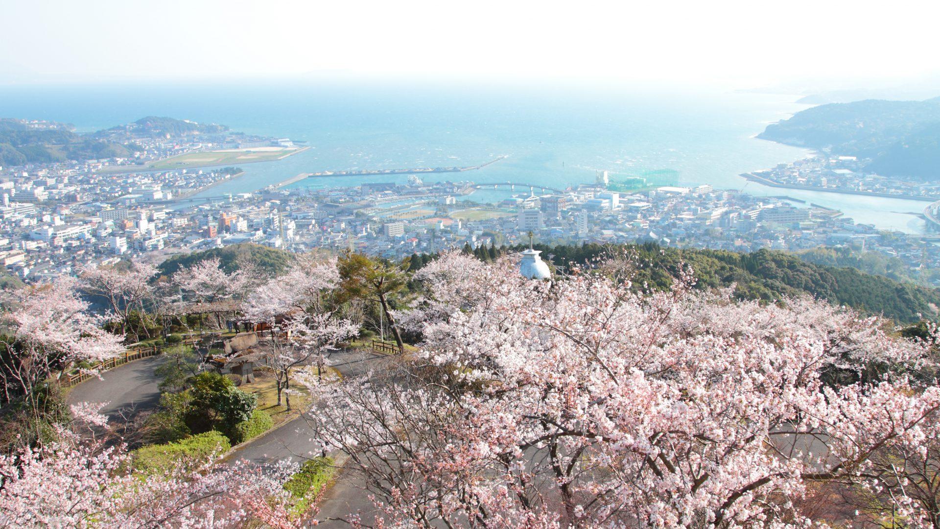 十万山 - 熊本県天草観光ガイド