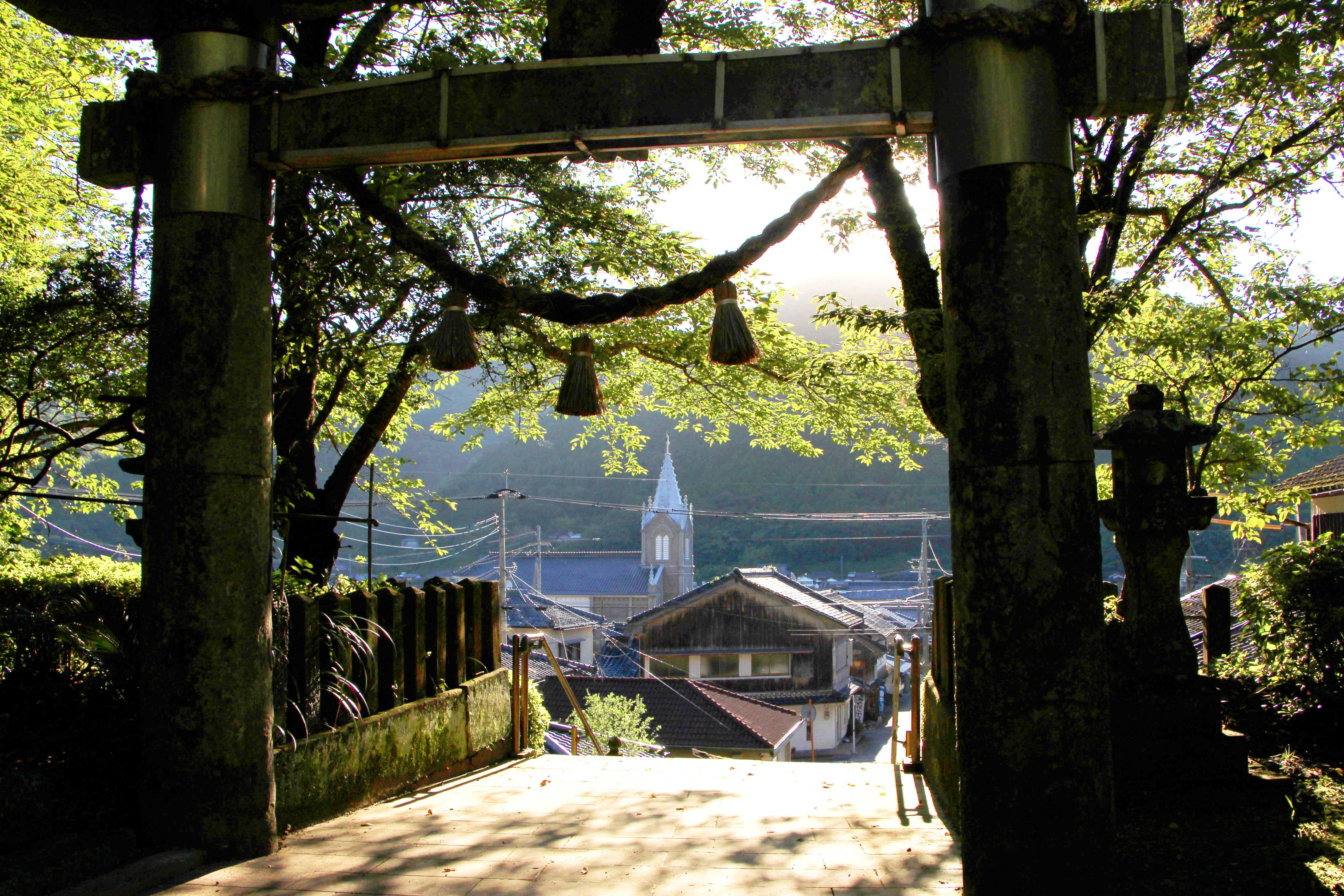 﨑津諏訪神社3(2016井上撮影)
